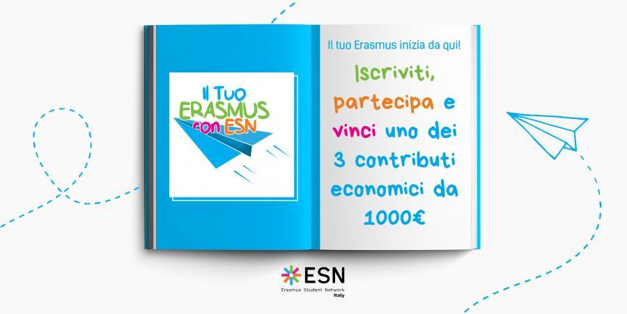 Il Tuo Erasmus Con ESN 2020 | ASE ESN Verona